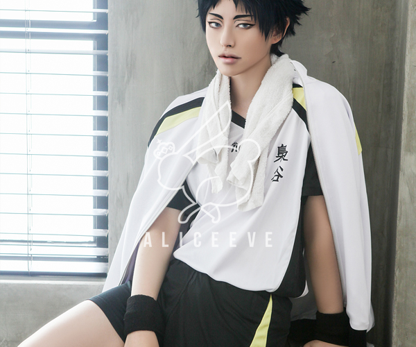 Haikyuu-!! Fukurodani Uniform SET